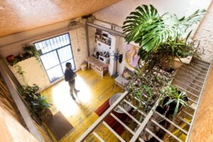 shared workplace coworking seville sevilla