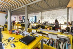 lugar de trabajo compartido coworking sevilla