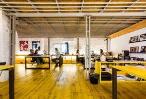 shared workspace seville sevilla