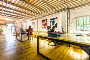 shared space coworking sevilla seville